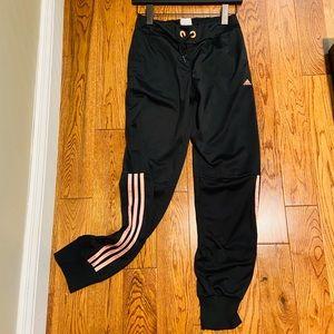 Adidas vintage sweatpants, girls